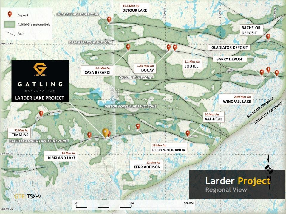 Larder-Lake